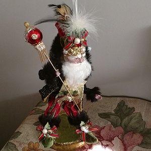 "Mark Roberts Christmas Fairy 22"" & Stand"